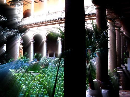 Claustre convent Franciscans
